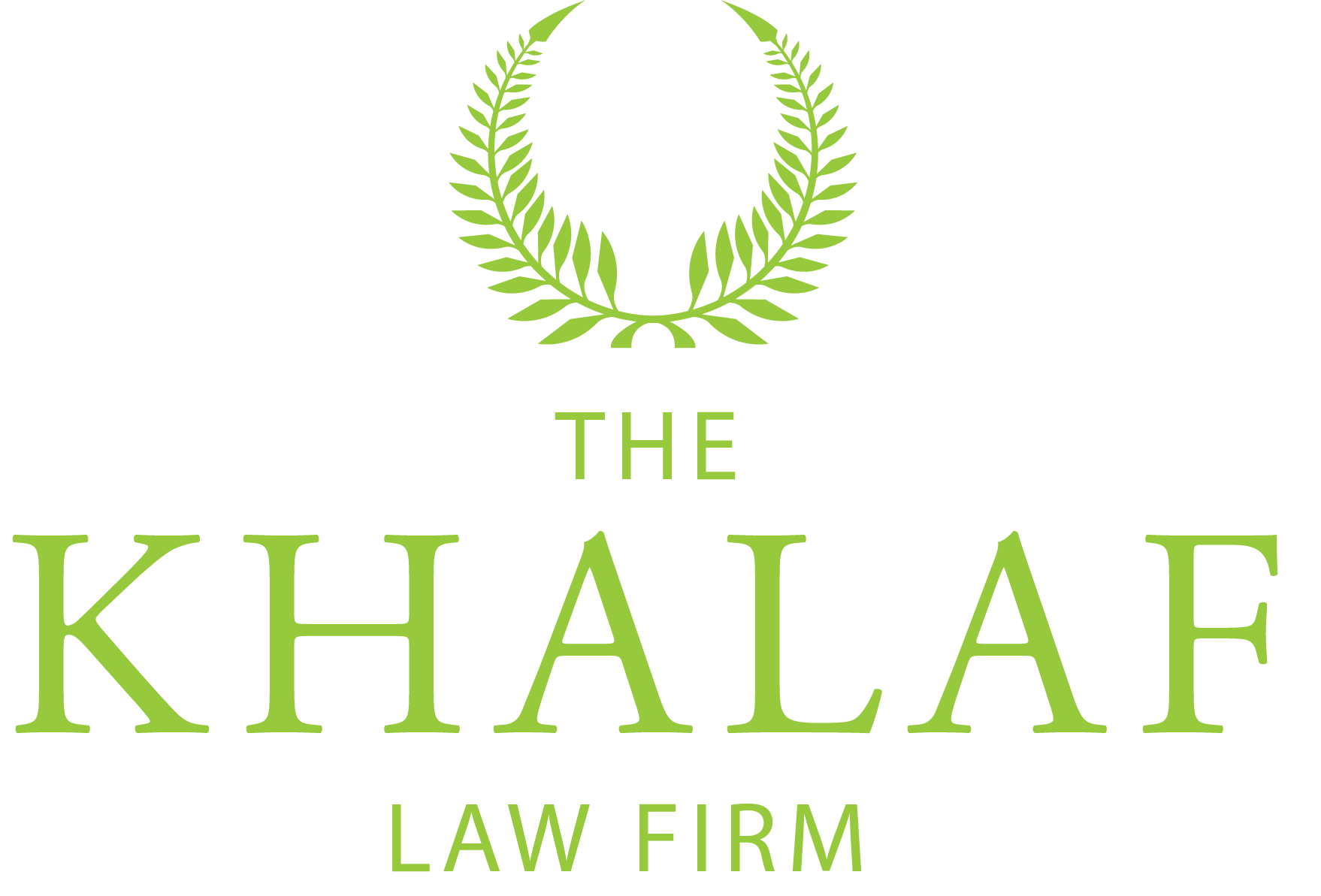 Khalaf Law Firm Logo